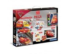 Edukit Mega 7 en 1 Cars 3 CLEMENTONI MA-32CA387EDUK-LFBXY