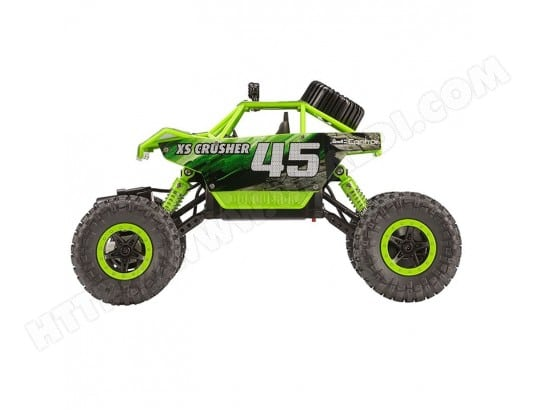 Voiture radiocommandée : RC Crawler XS Crusher REVELL MA-62CA395VOIT-NBV6S