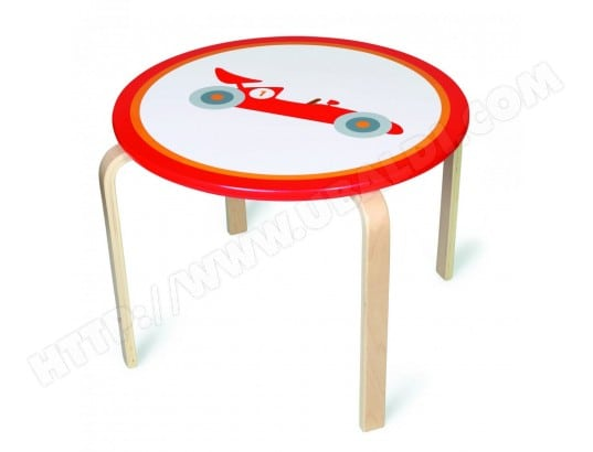 Table Ronde Car Racer SCRATCH EUROPE MA-17CA187TABL-ICLYX