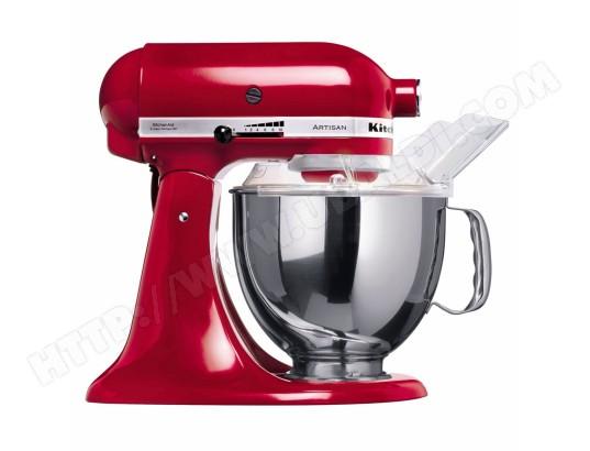 Kitchenaid Artisan 5ksm150pseer Pas Cher Robot Culinaire