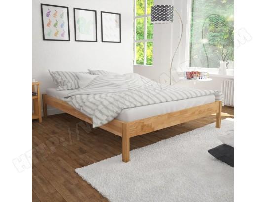 Icaverne - Lits et cadres de lit Contemporain Cadre de lit ...