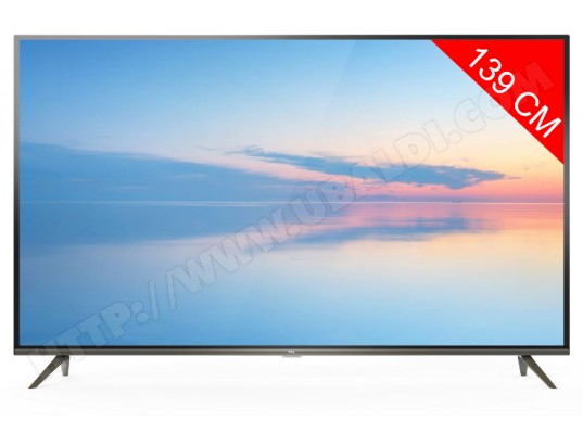 TV LED 4K 139 cm TCL 55EP644
