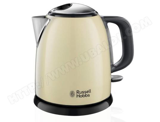 RUSSELL HOBBS bouilloire sans fil 1l 2400w crème 24994 70 MA 25CA102BOUI V71LG