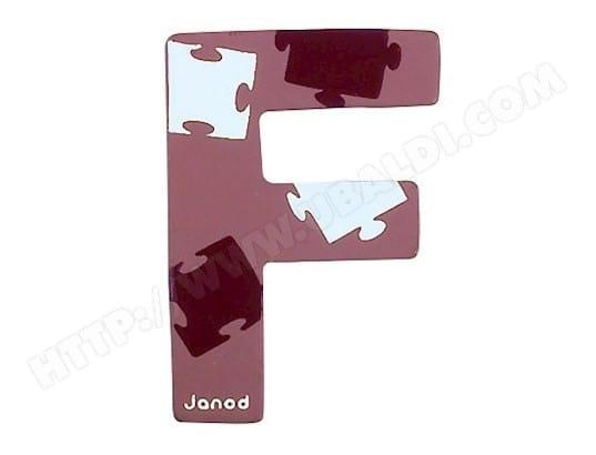 lettre d corative en bois f janod ma 83ca187lett 6hxlv pas cher. Black Bedroom Furniture Sets. Home Design Ideas