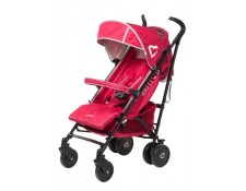 Anthracite Poussette canne Baby Fox Freedom
