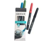 Boîte De 4 Feutres Ozobot Vert, rouge, bleu, noir OZOBOT MA-11CA395BOIT-03HC7