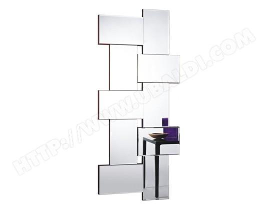 Miroir design Criss Cross Contemporain Rectangulaire Naturel ...