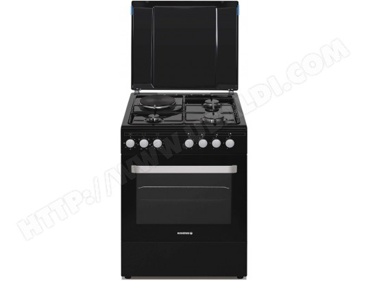 Cuisiniere mixte CANDY RME660CMB/E