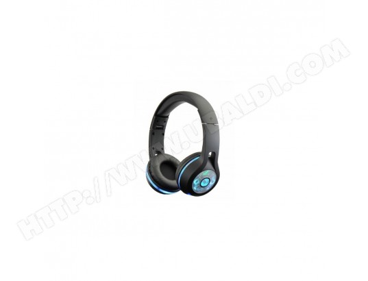 Casque wireless noir BONTEMPI MA-62CA310CASQ-H8LZL