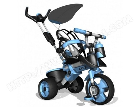 INDUSTRIAL JUGUETERA S.A. - 0720206 - TRICYCLE - INJUSA - TRIKE CITY - INJUSA MA-74CA398INDU-WFTLA