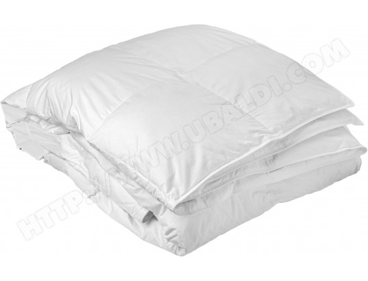 Couette CASTOR 200 Percale 100% coton 200 gr dimension 200X200 TOISON D'OR NEGOC -001804
