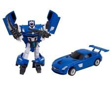 Robot Transformable Bleue GLOBO MA-49CA310ROBO-6DYSP