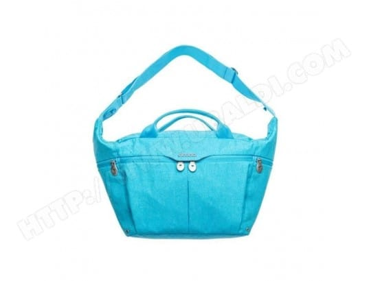 SIMPLE PARENTING ALL DAY BAG - SAC NURSERY - TURQUOISE DOONA 16327 DOONA MA-49CA472SIMP-2ASKV