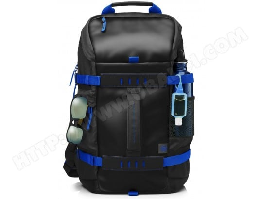 Sac à dos PC portable HP Sac à dos Odyssey Sport Backpack 15.6'' Noir/bleu