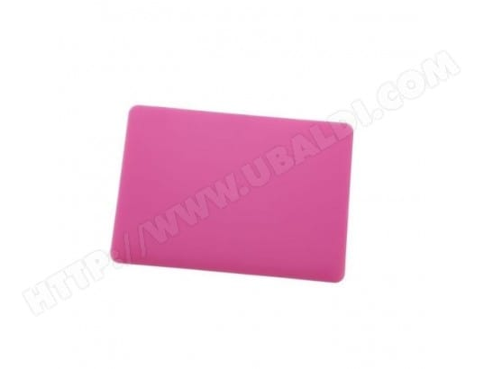 WE COQUE DE PROTECTION POUR MACBOOK PRO 13,3 - ROSE COQUE I13PROR WE MA-33CA41_WECO-O1EJP