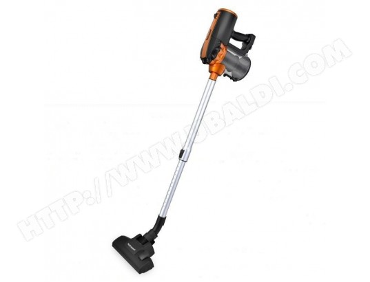 ASPIRATEUR BALAI 2 EN 1 ORANGE/NOIR TECHWOOD - TAS-655 TECHWOOD MA-34CA110ASPI-N2Y4V
