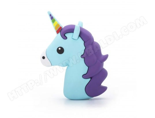 SWIPE POWERBANK LICORNE - 2000 MAH THUMBSUP 1001719 THUMBS UP MA-47CA501SWIP-CTXK6