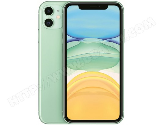 iPhone APPLE iPhone 11 256GB Vert