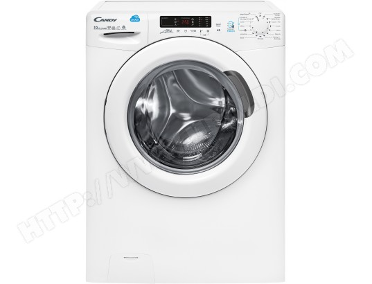 Lave linge sechant Frontal CANDY CSW4106D/5-47