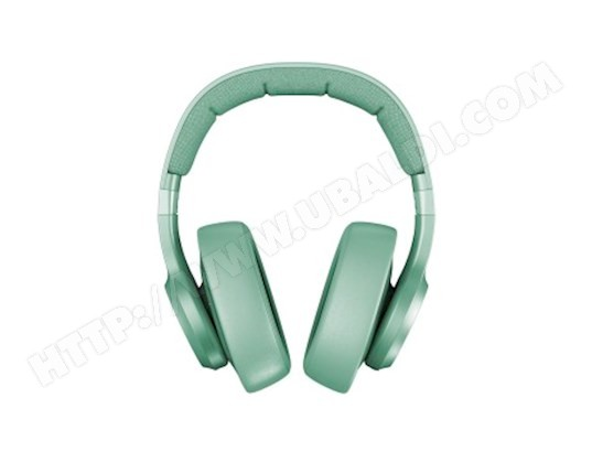 Clam ANC Bluetooth® Over-Ear Headphones, with ANC, Misty Mint FRESH 'N REBEL MA-49CA41_CLAM-LE9P0