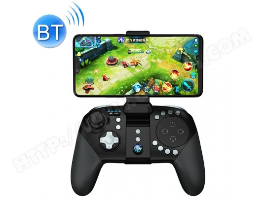 Gamepad Smartphones Pc Manette Jeu Bluetooth Android Pavé Tactile - Yonis YONIS MA-80CA505GAME-2JQAU