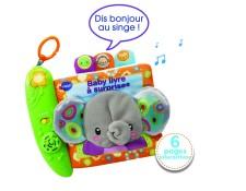 Livre de bébé sur les surprises VTECH MA-60CA387BABY-LD1TV