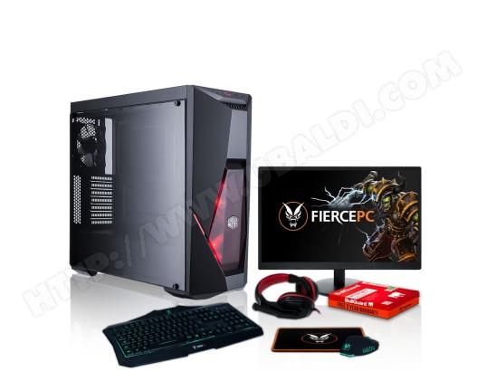 Fierce ZOMBIE PC Gamer Paquet Vite 3.8GHz Quad Core AMD