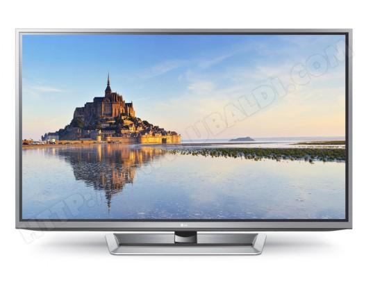 507d925cf11a1e LG 60PM670S - TV plasma Full HD 3D 152 cm - Livraison Gratuite