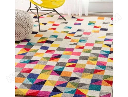 Tapis chambre DETRU BOUTIK Multicolore 80 x 150 cm Tapis de ...