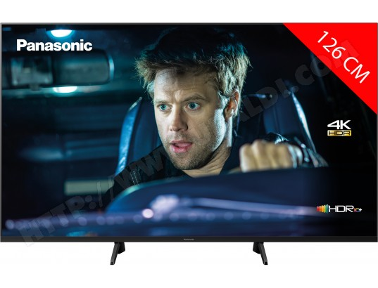 TV LED 4K 126 cm PANASONIC TX-50GX700E