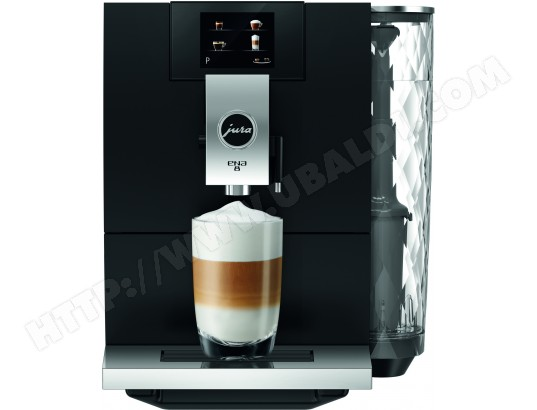 Robot expresso JURA ENA 8 Full Metropolitan Black Touch Screen