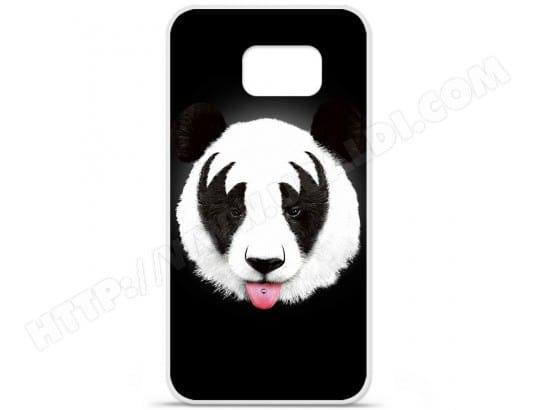 coque samsung s6 silicone panda