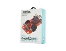 Kit Robotique voiture Code & Drive par eBotics MAGNETICLAND MA-22CA395KITR-COE4N