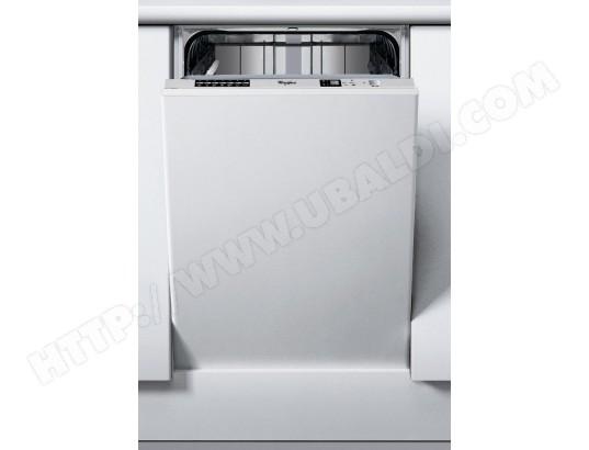 whirlpool adg910fd lave vaisselle tout integrable 45 cm. Black Bedroom Furniture Sets. Home Design Ideas