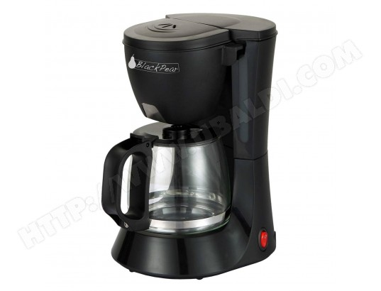Cafetiere 10 / 12 TASSES Black Pear BCM112 BLACKPEAR MA-48CA101CAFE-KF99U