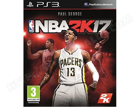 NBA 2K17 [SONY PS3] HOUSE OF TOYS MA-61CA334NBA2-Q3DSI
