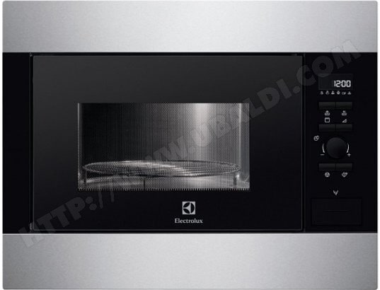Electrolux ems26204ox pas cher micro ondes grill - Micro onde grill encastrable ...