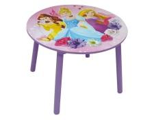 TABLE ACTIVITE - JOUET D'ACTIVITE Fun House Disney princesses table ronde pour enfant ICAVERNE MA-15CA387TABL-Y90J9