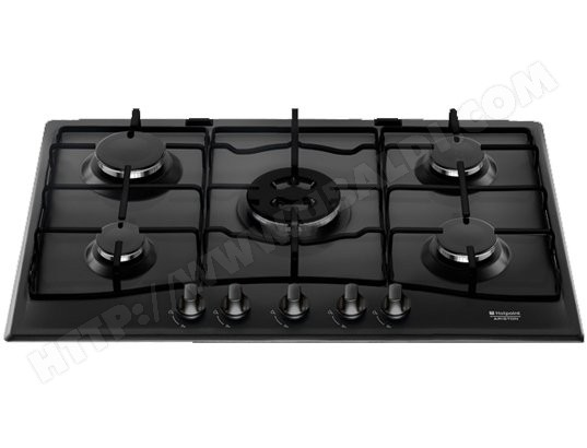 hotpoint ariston pc750thabk plaque gaz pas cher. Black Bedroom Furniture Sets. Home Design Ideas