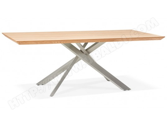 table a manger bois 200x75