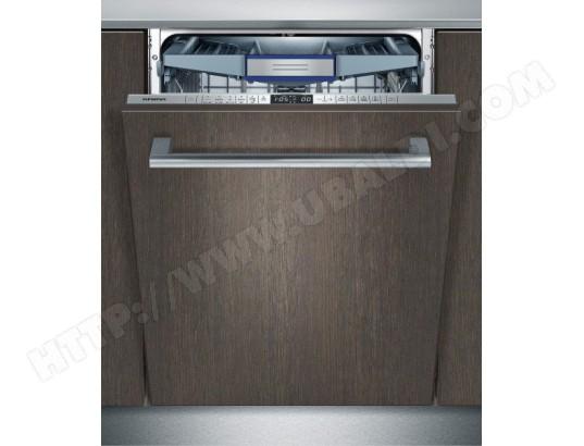 siemens sx66u095eu lave vaisselle tout integrable siemens livraison gratuite