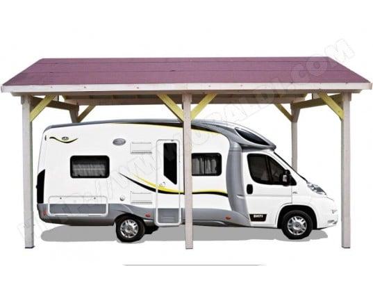 Habrita Carport Pour Camping Car Habrita Ma 40ca452habr Ayg8c Pas Cher Ubaldi Com