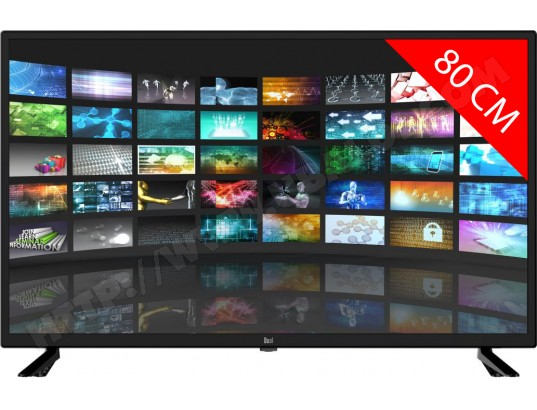 TV LED 80 cm DUAL DL-32HD-006