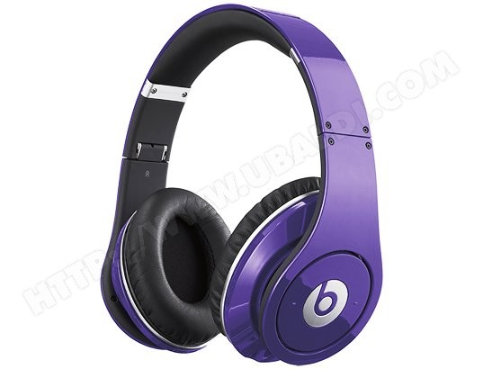 Casque audio arceau BEATS Studio by Dr. Dre Violet