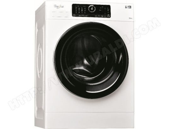Whirlpool Fscr12440 Pas Cher Lave Linge Frontal Whirlpool