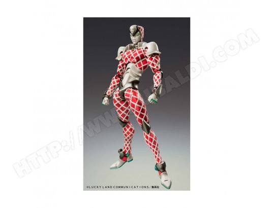 Jojo's bizarre adventure - figurine super action chozokado (kc) 17 cm MEDICOS ENTERTAINMENT MA-10CA371JOJO-GNYYB