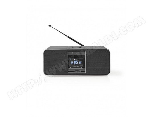 Radio internet wifi bluetooth - nedis NEDIS MA-36CA257RADI-RT0VU