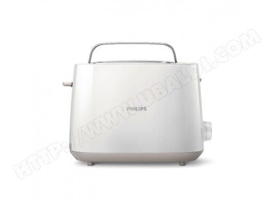 PHILIPS Grille-pain Toaster 2 fentes Blanc - Daily Collection - HD2581.90 PHILIPS MA-23CA102PHIL-3X2FN
