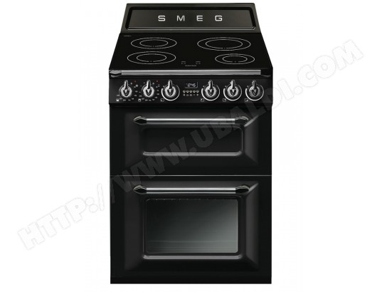 Cuisiniere induction SMEG TR62IBL