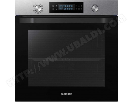 Four encastrable pyrolyse SAMSUNG NV75K5575BT Twin Convection 75L